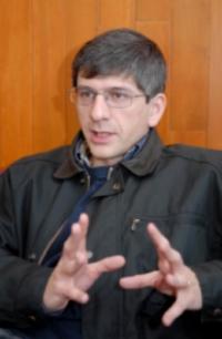 William Henry Lee Alardín, director del IA de la UNAM.