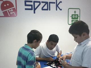 spark-robotica-ninos